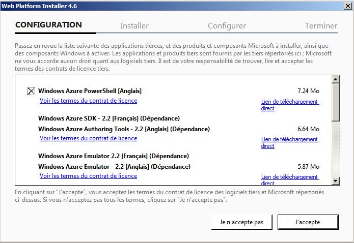 Windows Azure powershell – First steps